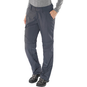 Columbia Silver Ridge Pantalon convertible avec fermeture éclair Normal Femme, india ink